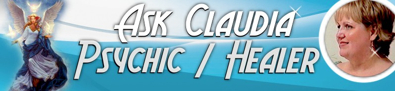 Ask Claudia Psychic/Healer